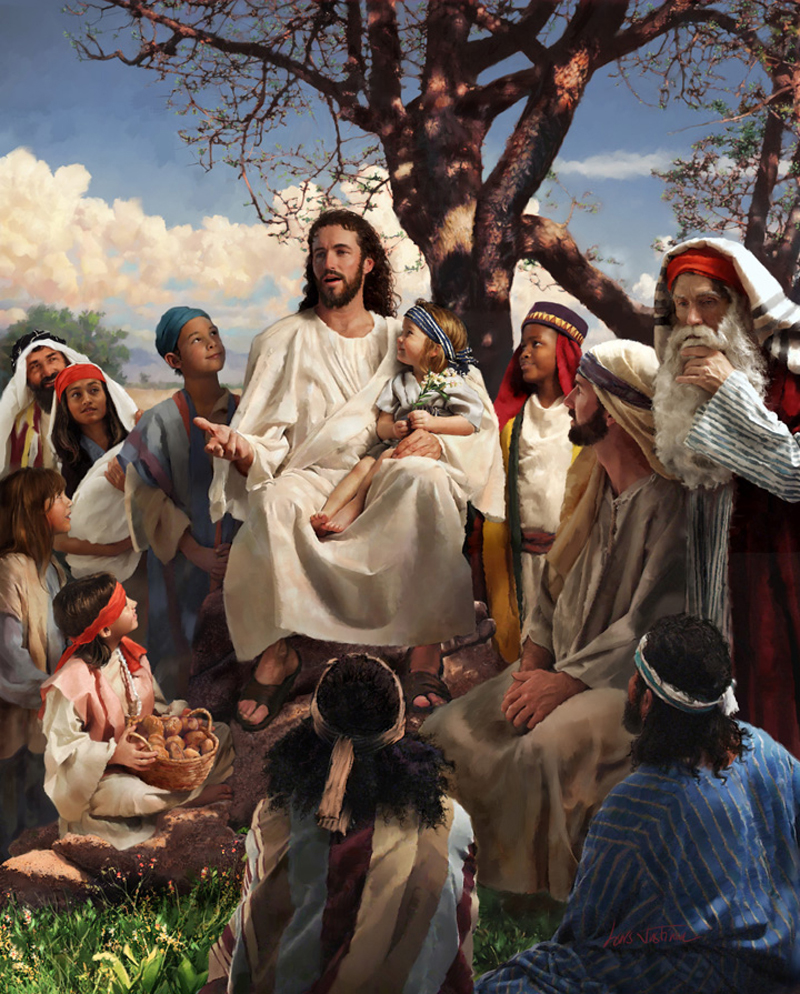 who did jesus think he was What does the biblical jesus (as opposed to the historical jesus) think he is a rabbi the son of a carpenter the child born in the house of david the king of the jews, about to be anointed with o.