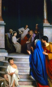Christ-Teaching-at-the-Temple - Bloch - Cropped