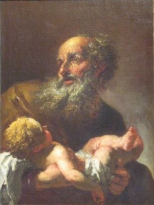 Simeon with the Christ Child