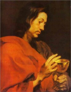 St. John the Evangelist - Anthony van Dyck