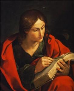 St. John the Evangelist - Guido Reni (1621)