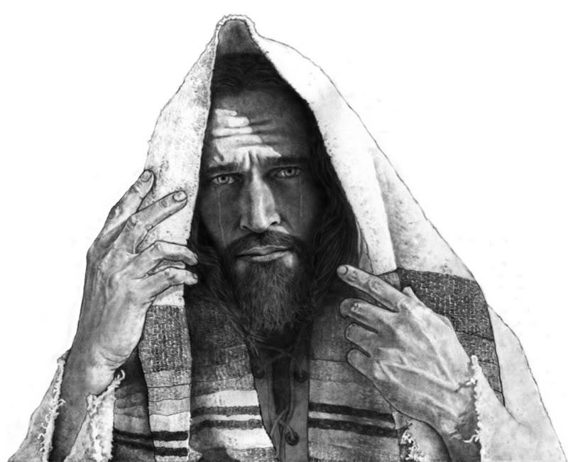 Jesusweptpencilblackwhitedigitalpai