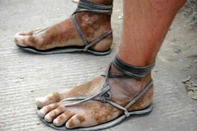 dusty-feet