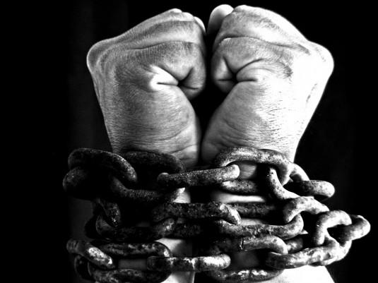 Slavery epidemic